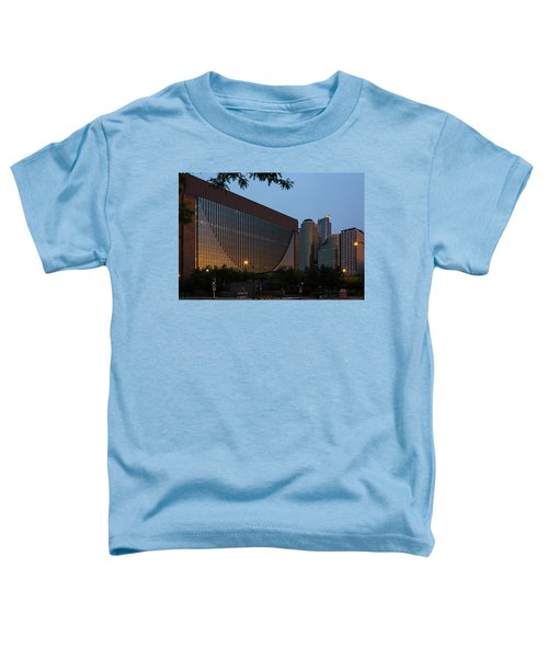 Evening In Downtown Minneapolis Toddler T-Shirt