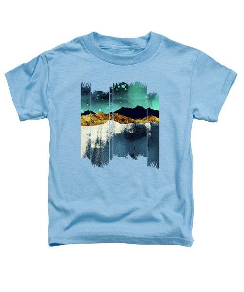Evening Stars Toddler T-Shirt by Katherine Smit