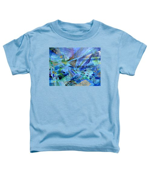 Excursions Of Vision Toddler T-Shirt