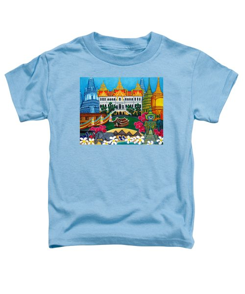 Exotic Bangkok Toddler T-Shirt