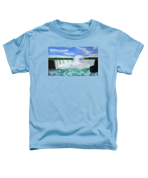 Falls Canadian Style Toddler T-Shirt