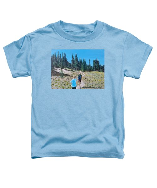 Family Hike Toddler T-Shirt