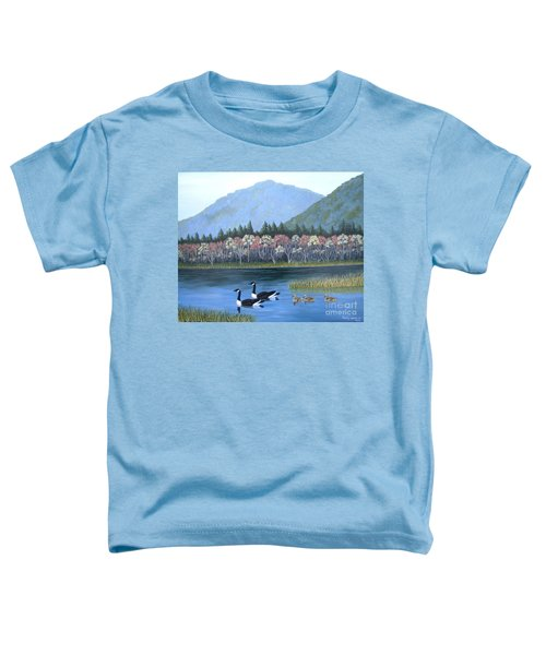 Family Outing Toddler T-Shirt
