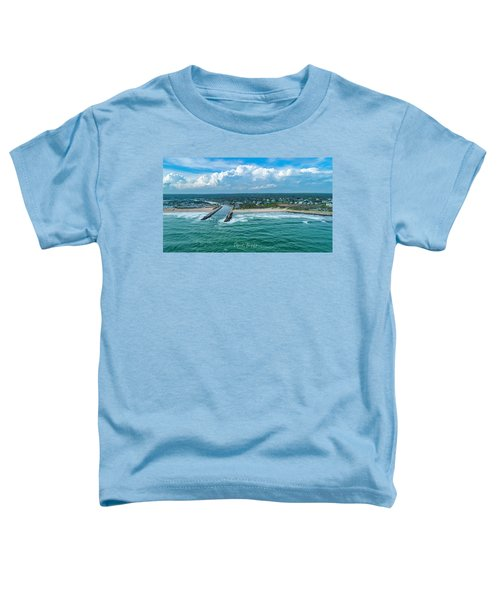 Fenway Beach, Weekapaug,ri Toddler T-Shirt