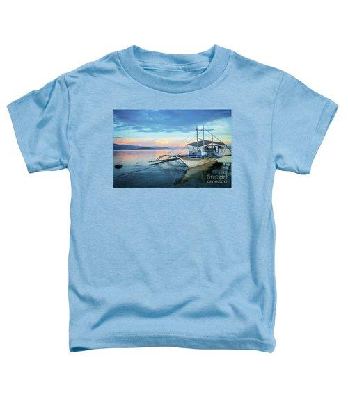 Filipino Sunset Toddler T-Shirt