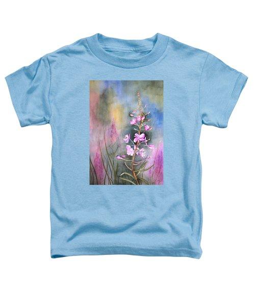 Fireweed Toddler T-Shirt