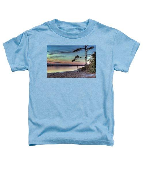 First Sunset Toddler T-Shirt