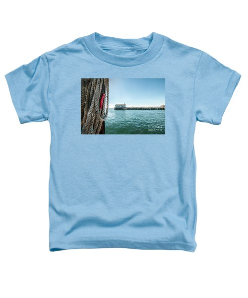 Fisherman's Wharf Toddler T-Shirt