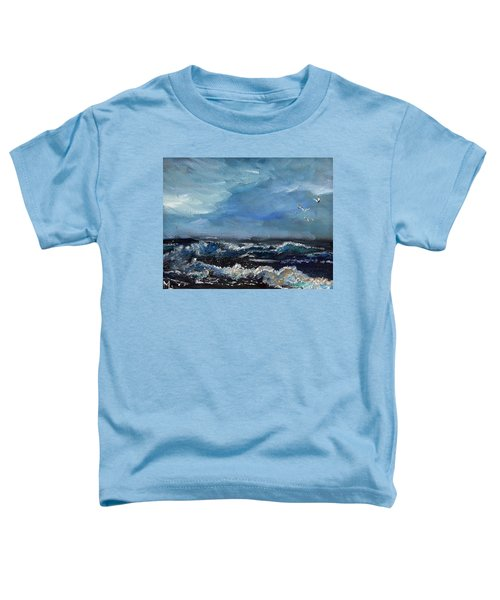 Fishing Expedition Toddler T-Shirt