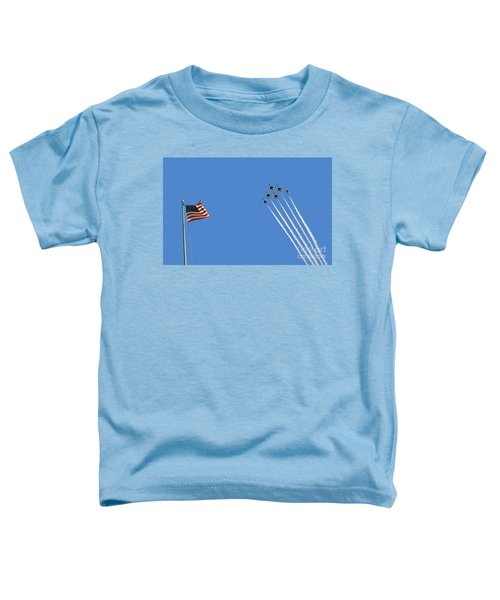 Flight Of Six Toddler T-Shirt