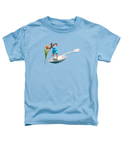 Flower Girl Toddler T-Shirt