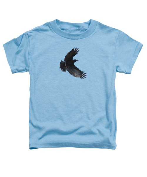 Flying Crow Toddler T-Shirt