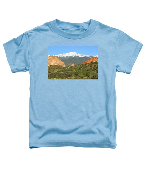 Our Spacious Skies Toddler T-Shirt