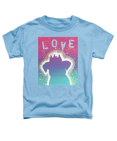 For The Love Of Pups Toddler T-Shirt