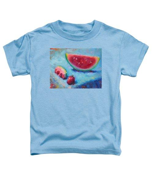 Forbidden Fruit Toddler T-Shirt