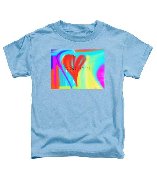 Forgiven Toddler T-Shirt