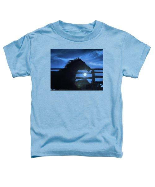 Free Spirit Horse Toddler T-Shirt