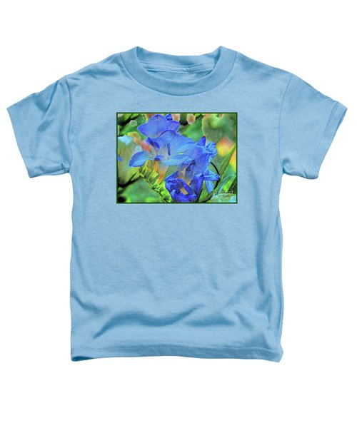 Freesia's Of Beauty Toddler T-Shirt