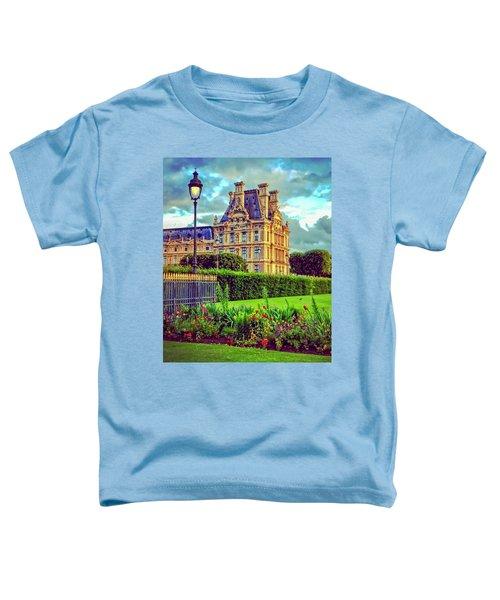 French Garden Toddler T-Shirt