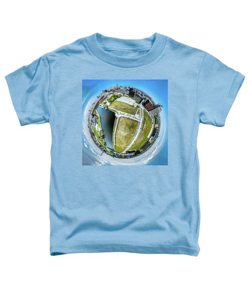 Freshwater Way Little Planet Toddler T-Shirt