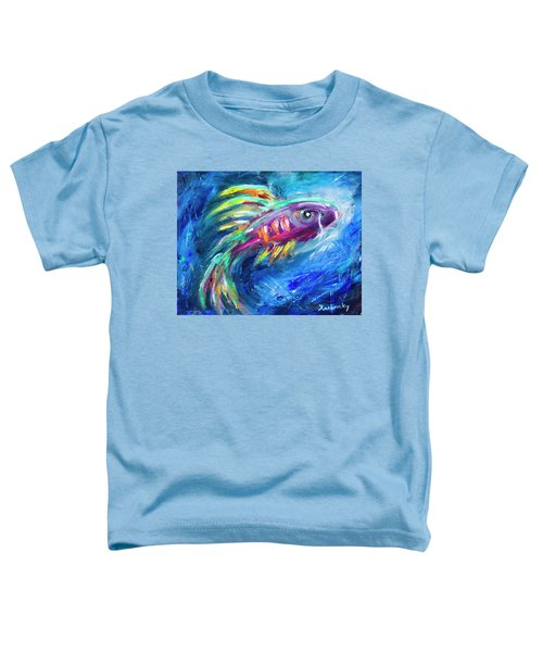 From The Deep Toddler T-Shirt