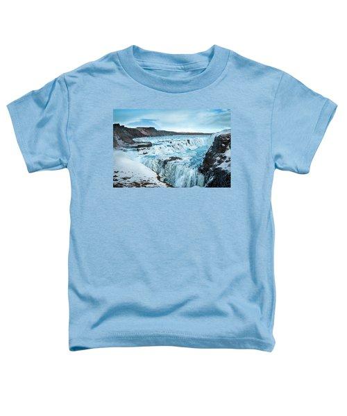 Frozen Gullfoss Toddler T-Shirt