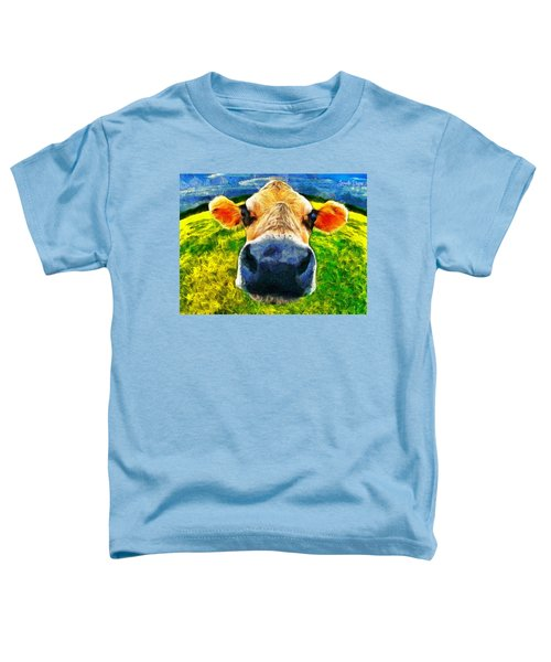 Funnycow Toddler T-Shirt