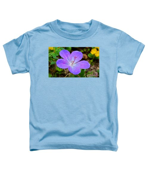 Geranium Toddler T-Shirt