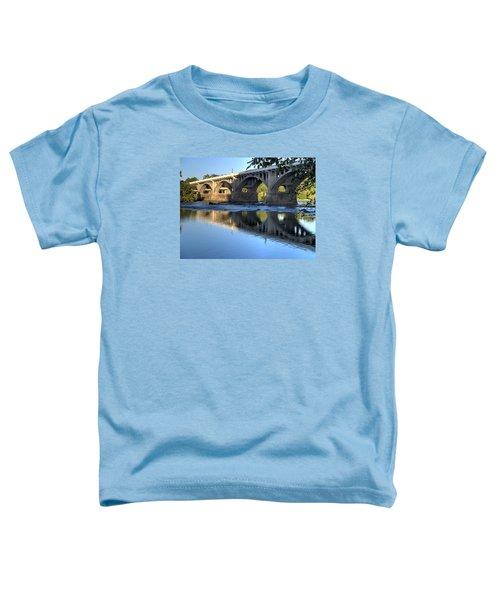 Gervais Street Bridge-1 Toddler T-Shirt