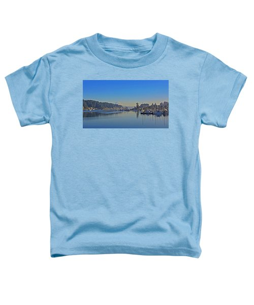Gig Harbor, Wa Toddler T-Shirt