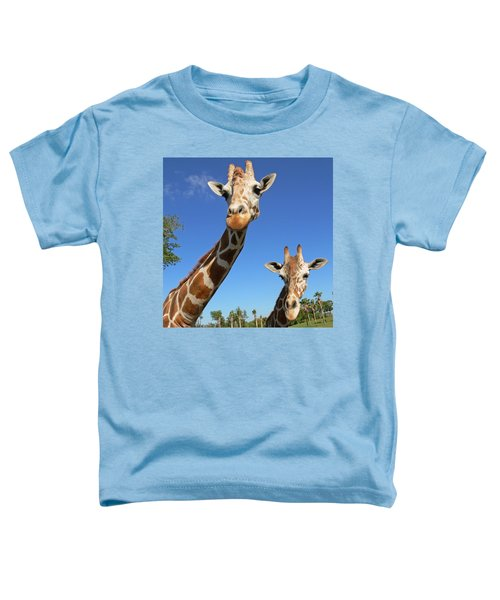 Giraffes Toddler T-Shirt