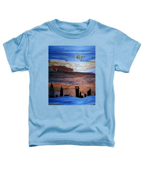 Global Care Be Aware Toddler T-Shirt
