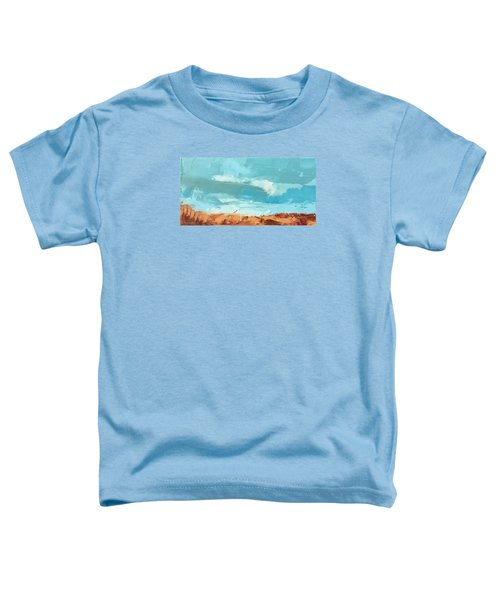 Glorious Journey Toddler T-Shirt