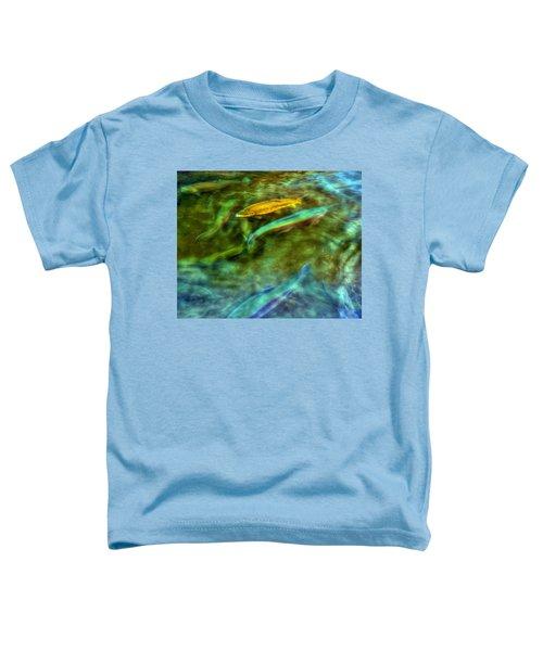 Golden Trout Toddler T-Shirt