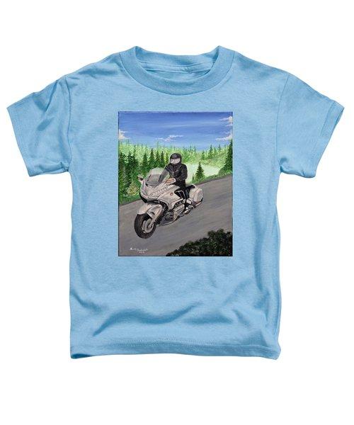 Goldwing Toddler T-Shirt