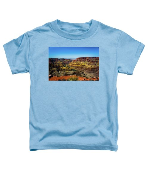 Grand Canyon Toddler T-Shirt