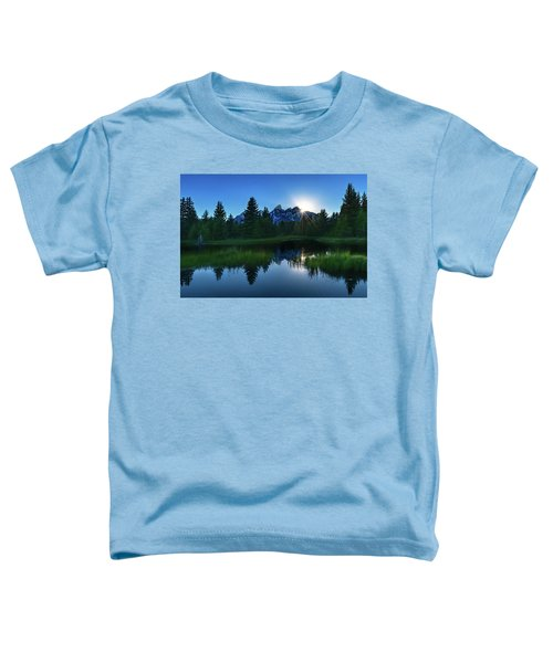 Grand Tetons Toddler T-Shirt