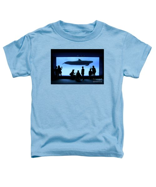 Grand Whale Toddler T-Shirt