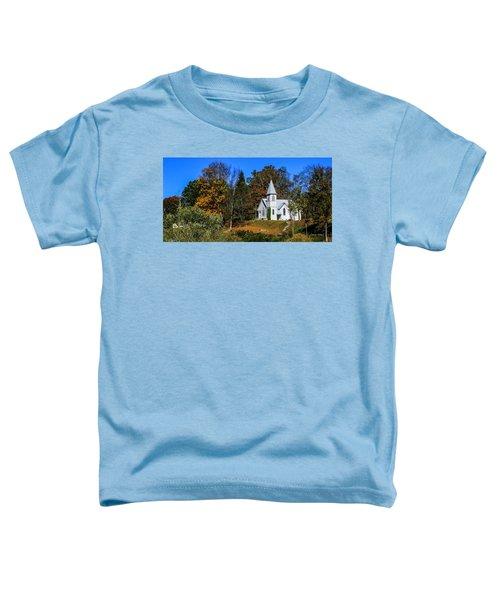 Grassy Creek Methodist Church Toddler T-Shirt