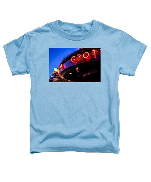 Grotto - Night View Toddler T-Shirt