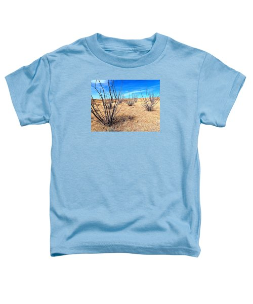 Ground Level - New Mexico Toddler T-Shirt