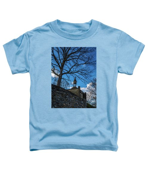 Guarded Summit Memorial Toddler T-Shirt