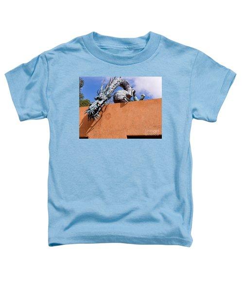 Santa Fe Guardian Dragon Toddler T-Shirt