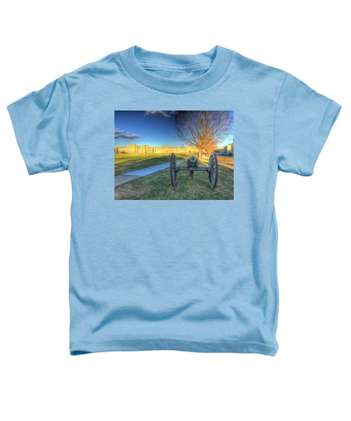 Guarding The Gate Toddler T-Shirt