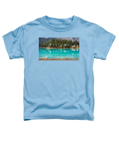 Emerald Lake Toddler T-Shirt