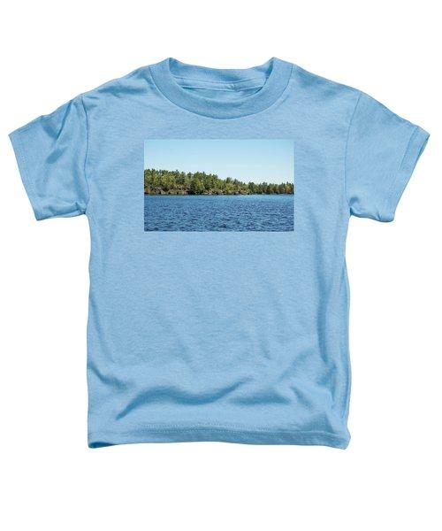Gull Lake Toddler T-Shirt