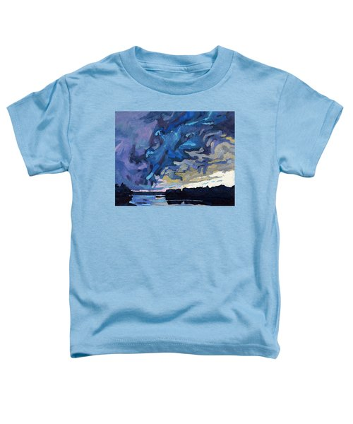 Gust Front Toddler T-Shirt