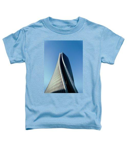 Hadid Tower, Milan, Italy Toddler T-Shirt