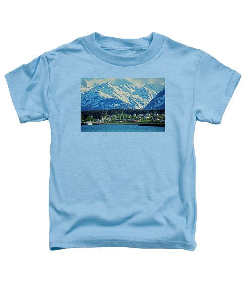 Haines - Alaska Toddler T-Shirt