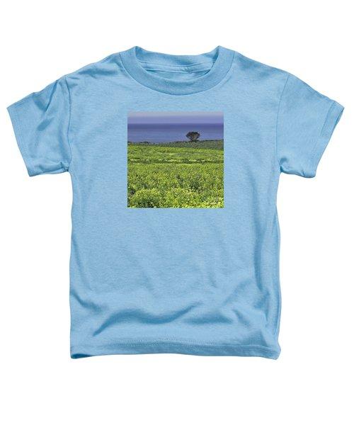 Half Moon Bay Toddler T-Shirt